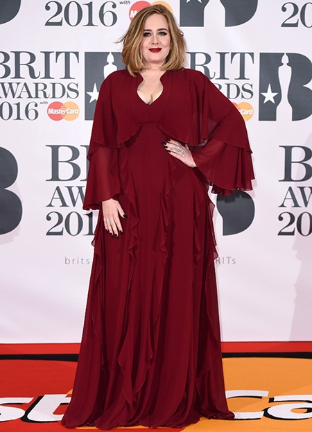 Adele Height Weight Facts