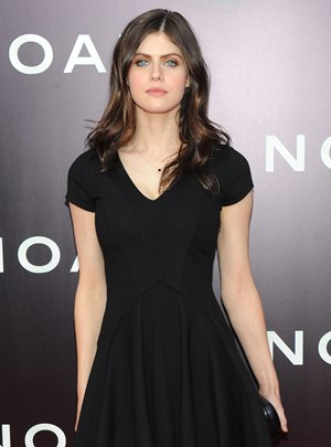 Alexandra Daddario Body Measurements
