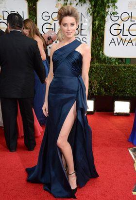 Amber Heard Body Measurements Shape
