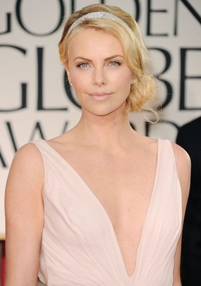 Charlize Theron Body Measurements