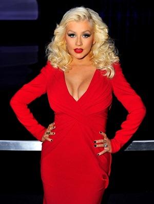 Christina Aguilera Body Measurements