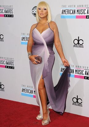Christina Aguilera Height Body Shape