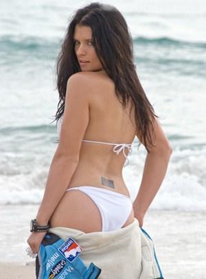 Danica Patrick Body Measurements