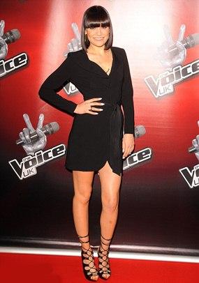 Jessie J Shoe Size