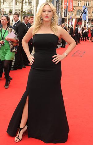 Kate Winslet Height Weight Body Shape