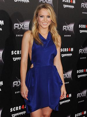 Kristen Bell Body Measurements