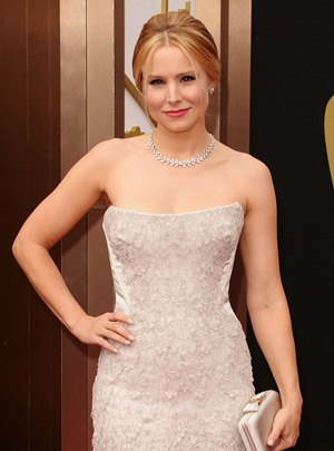 Kristen Bell Height Weight Body Shape