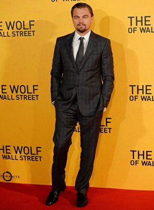 Leonardo DiCaprio Height Weight Body Shape