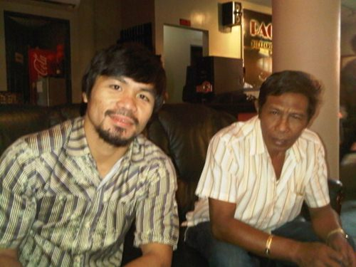 Manny Pacquiao Father