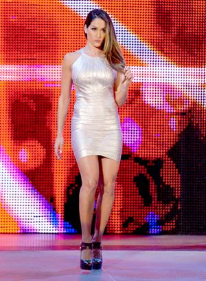 Nikki Bella Height Weight Bra Size