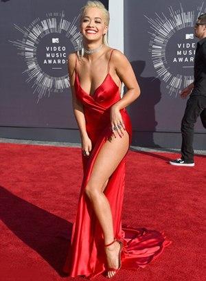 Rita Ora Height Body Shape