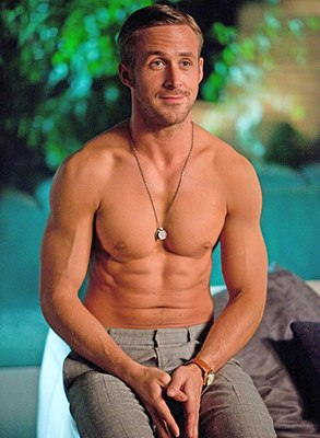 Ryan Gosling Body Measurements