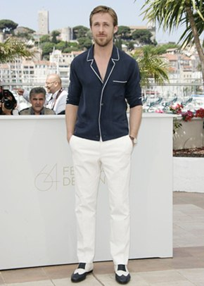 Ryan Gosling Height Body Shape