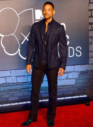 Will Smith Height Body Shape