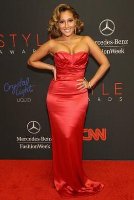 Adrienne Bailon Height Body Shape