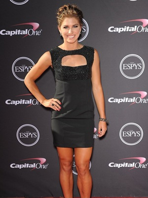 Alex Morgan Height Body Shape