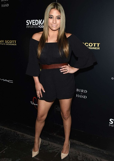 Ally Brooke Height Body Shape