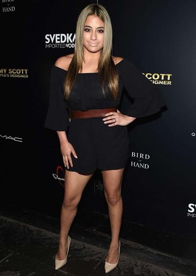 Ally Brooke Height Body Shape