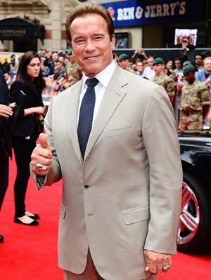 Arnold Schwarzenegger Body Measurements