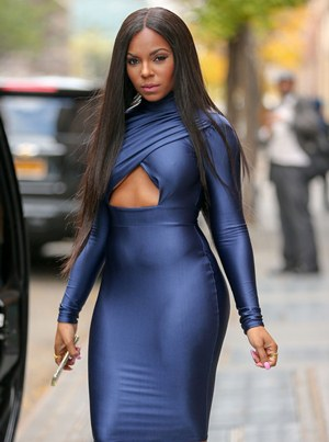 Ashanti Body Measurements