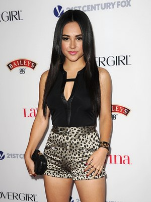 Becky G Body Measurements