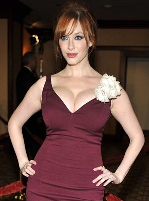 Christina Hendricks Body Measurements