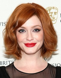 Christina Hendricks Body Measurements Bra Size Height Weight Shoe Stats Bio
