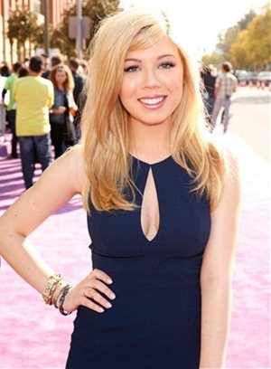 Jennette McCurdy Body Measurements