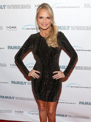 Kristin Chenoweth Body Measurements