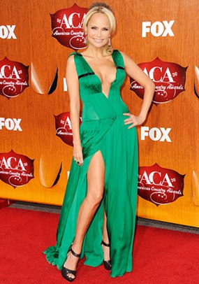 Kristin Chenoweth Height Body Shape