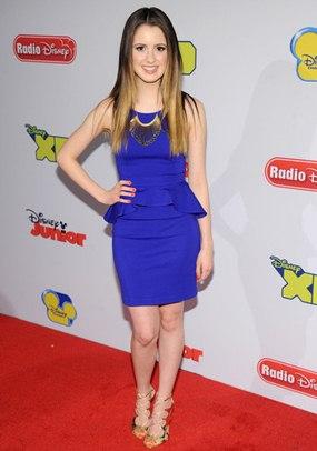 Laura Marano Height Body Shape