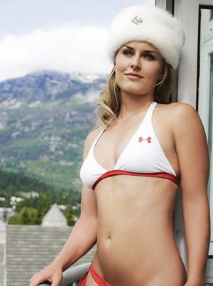 Lindsey Vonn Body Measurements