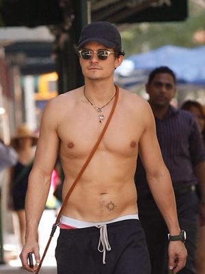 Orlando Bloom Body Measurements