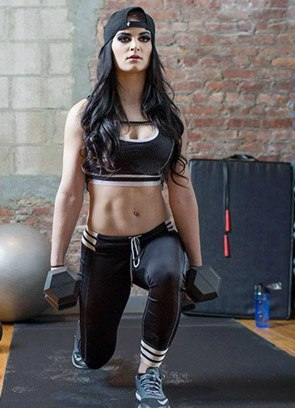 Paige Wrestler Body Measurements