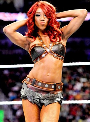 Alicia Fox Body Measurements