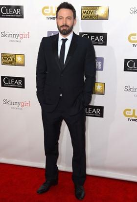 Ben Affleck Height Body Shape