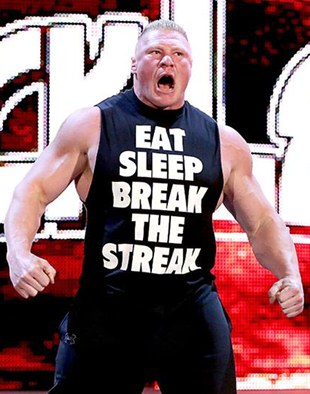 Brock Lesnar Height Body Shape