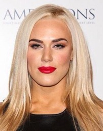 C.J. Perry Lana WWE Diva
