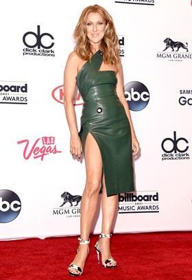 Celine Dion Height Body Shape