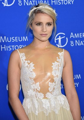Dianna Agron Body Measurements