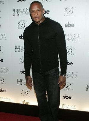 Dr. Dre Height Body Shape