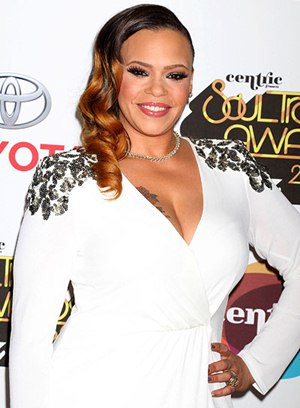 Faith Evans Body Measurements