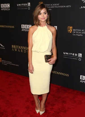 Jenna Coleman Height Body Shape