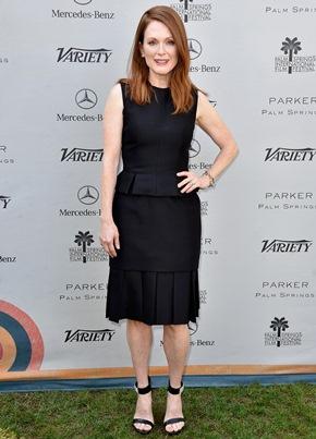 Julianne Moore Height Body Shape