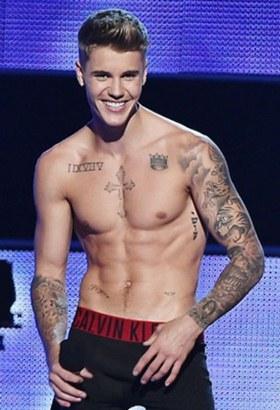 Justin Bieber Body Measurements