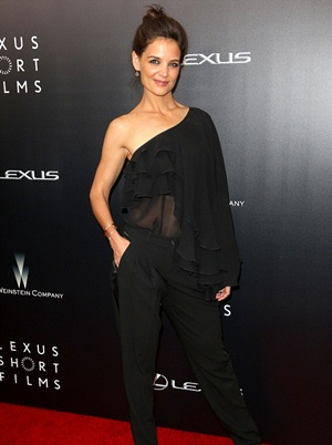 Katie Holmes Height Body Shape