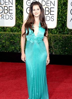 Lana Del Rey Height Body Shape