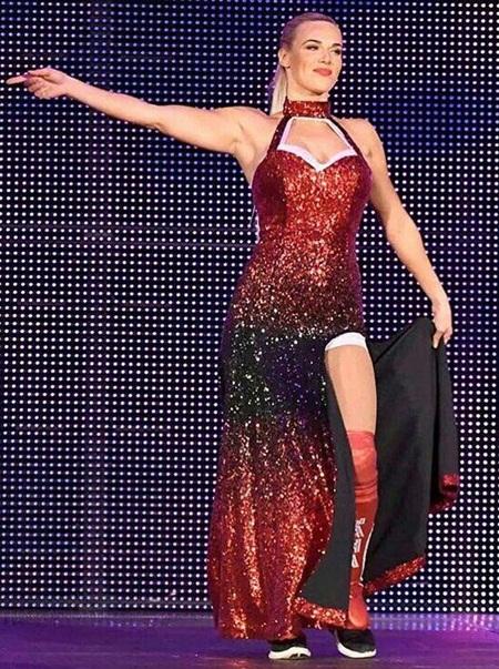 Lana WWE Body Measurements Facts