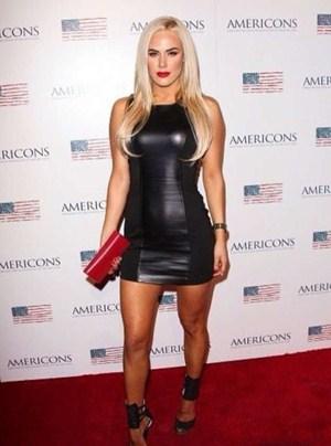 Lana WWE Diva Height Body Shape