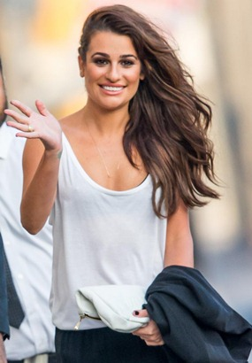 Lea Michele Body Measurements